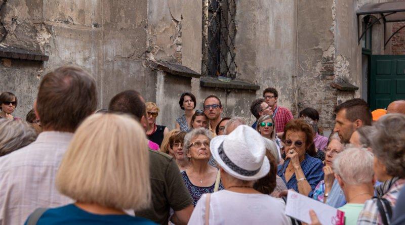zabytek otwarty jezuici s. wachala 31 800x445 - Zabytkowy kościół i klasztor Jezuitów (wcześniej Dominikanów) jako Zabytek Otwarty (zdjęcia)