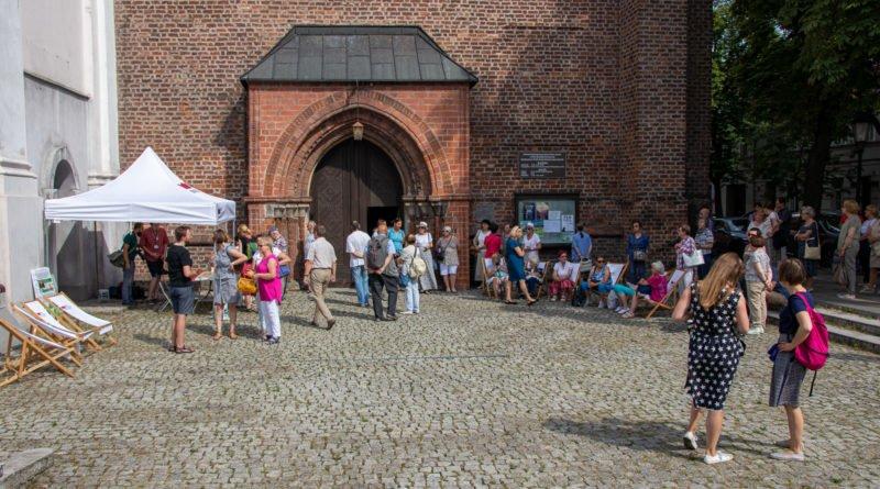zabytek otwarty jezuici s. wachala 4 800x445 - Zabytkowy kościół i klasztor Jezuitów (wcześniej Dominikanów) jako Zabytek Otwarty (zdjęcia)