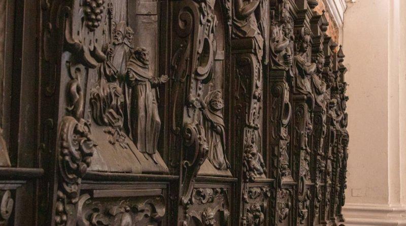 zabytek otwarty jezuici s. wachala 41 800x445 - Zabytkowy kościół i klasztor Jezuitów (wcześniej Dominikanów) jako Zabytek Otwarty (zdjęcia)