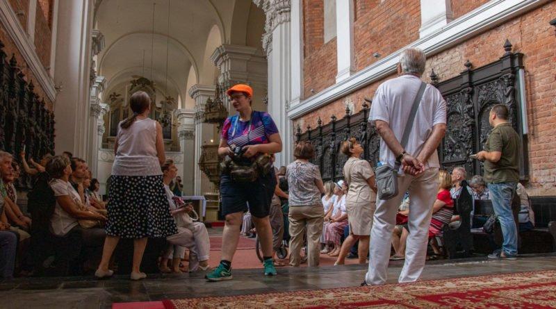 zabytek otwarty jezuici s. wachala 43 800x445 - Zabytkowy kościół i klasztor Jezuitów (wcześniej Dominikanów) jako Zabytek Otwarty (zdjęcia)