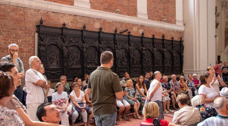 zabytek otwarty jezuici s. wachala 45 800x445 - Zabytkowy kościół i klasztor Jezuitów (wcześniej Dominikanów) jako Zabytek Otwarty (zdjęcia)