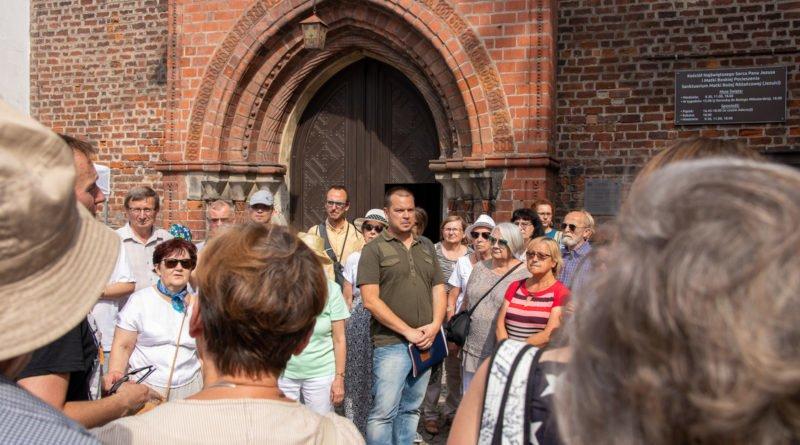 zabytek otwarty jezuici s. wachala 5 800x445 - Zabytkowy kościół i klasztor Jezuitów (wcześniej Dominikanów) jako Zabytek Otwarty (zdjęcia)