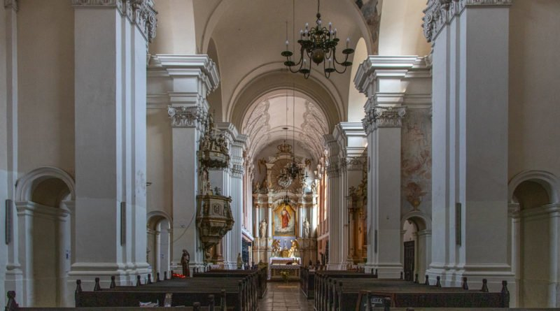 zabytek otwarty jezuici s. wachala 6 800x445 - Zabytkowy kościół i klasztor Jezuitów (wcześniej Dominikanów) jako Zabytek Otwarty (zdjęcia)
