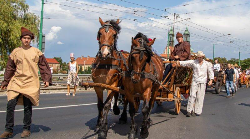 """300 lat bambrow s. wachala 37 800x445 - 300 lat Bambrów w Poznaniu. Jaśkowiak: """"Poznań zawsze był miastem otwartym i gościnnym!"""""""
