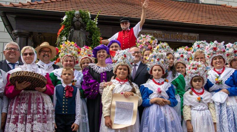 """300 lat bambrow s. wachala 79 800x445 - 300 lat Bambrów w Poznaniu. Jaśkowiak: """"Poznań zawsze był miastem otwartym i gościnnym!"""""""