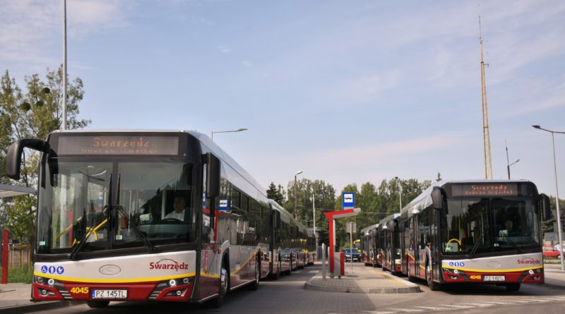 autobusy Swarzędz fot.T.Rybarczyk