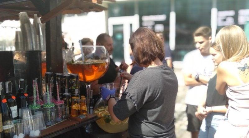 festiwal smaku 12 800x445 - Poznań: Langosz, rachatłukum i przysmaki sułtana. Zaczęło się święto dobrego smaku