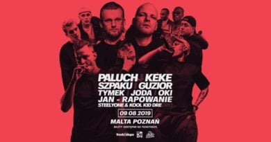 hip hop festival 390x205 - Poznań: Rusza kolejna edycja Hip Hop Festival Poznań