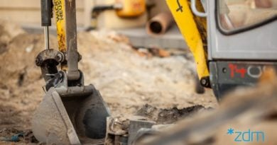 Poznań: Budowa kanalizacji sanitarnej i utrudnienia wokół Dąbrowskiego