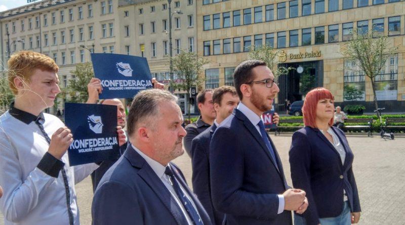 Konfederacja Jakub Mierzejewski Justyna Socha i Ryszard Oszmian
