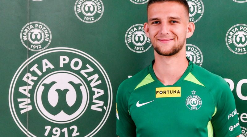Krzysztof Kiklaisz Fot. Piotr Leśniowski Warta Poznań