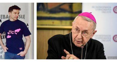 list otwarty maciej krajewski 390x205 - Poznań: UAM i Łazęga Poznańska zareagowali w sprawie wypowiedzi arcybiskupa Jędraszewskiego