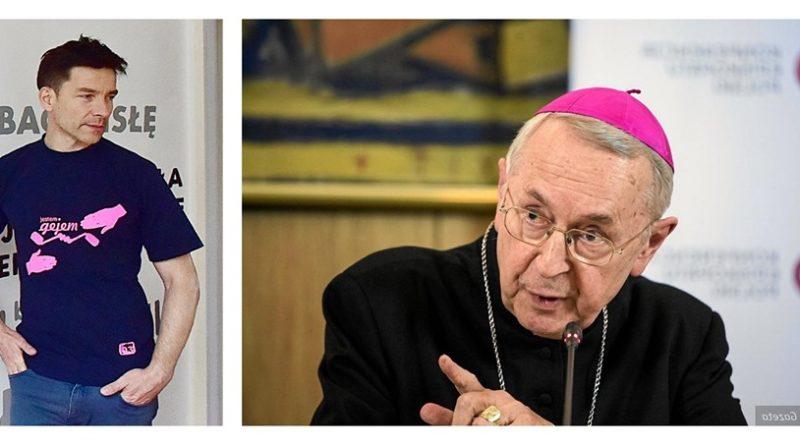list otwarty maciej krajewski 800x445 - Poznań: UAM i Łazęga Poznańska zareagowali w sprawie wypowiedzi arcybiskupa Jędraszewskiego