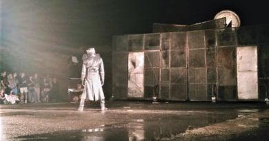 makbet 1 390x205 - Poznań: Festiwal na Wolnym Powietrzu, czyli Makbet z burzą w tle