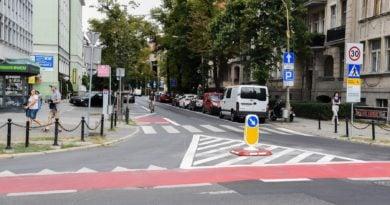 mickiewicza fot. ump 390x205 - Poznań: Nowa organizacja ruchu na ulicy Mickiewicza