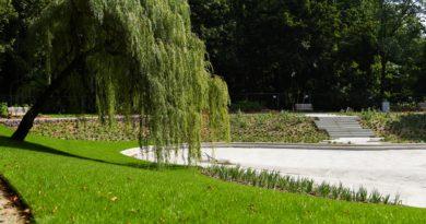 park cytadela fot. ump 4 390x205 - Poznań: Ogród wodny na Cytadeli wraca do życia!