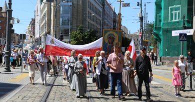 pokutny marsz rozancowy fot. org 390x205 - Poznań: Przez centrum miasta przejdzie Pokutny Marsz Różańcowy