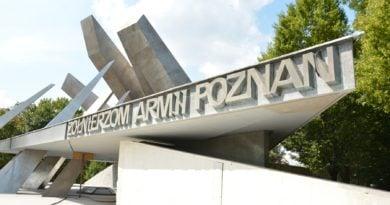 Pomnik Armii Poznań fot. UMP