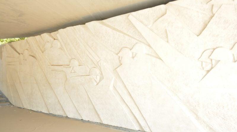 pomnik armii poznan fot. ump 4 800x445 - Poznań: Pomnik Armii Poznań odzyska blask? Trwa gruntowne czyszczenie