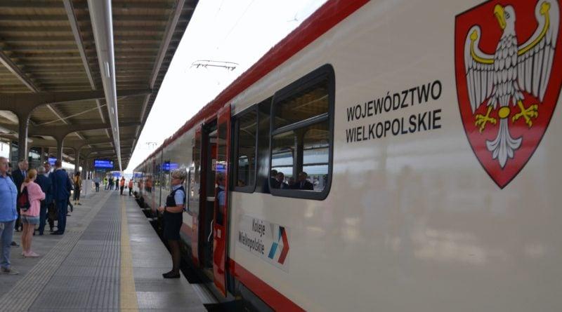 Poznańska Kolej Metropolitalna fot. UMP