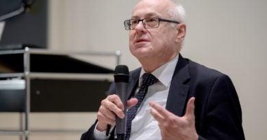 Prof. Zdzisław Krasnodębski Foto: Bodo Gierga