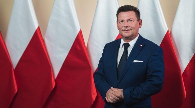 """robert popkowski fot. fb 800x445 - Konin: Posłowie KO donoszą do prokuratury na radnego Popkowskiego. Za """"tęczową zarazę"""""""
