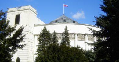 Sejm Rzeczypospolitej Polskiej fot. Kpalion