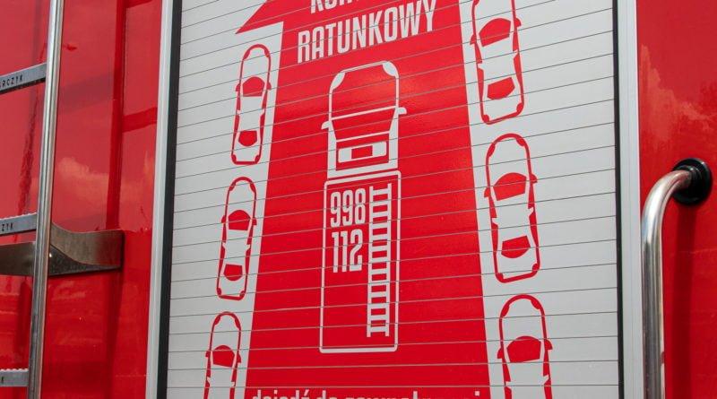 straz pozarna s. wachala 12 800x445 - II Ogólnopolski Zlot Czerwonych Samochodów w Poznaniu (zdjęcia)