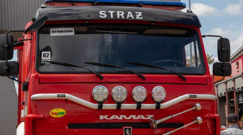 straz pozarna s. wachala 14 800x445 - II Ogólnopolski Zlot Czerwonych Samochodów w Poznaniu (zdjęcia)