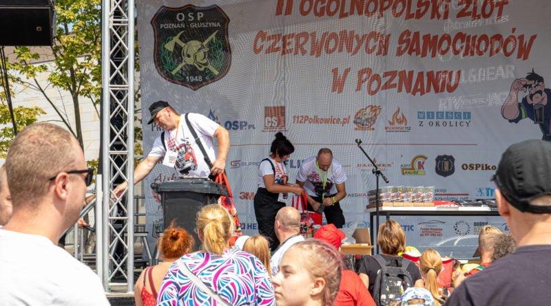 straz pozarna s. wachala 24 800x445 - II Ogólnopolski Zlot Czerwonych Samochodów w Poznaniu (zdjęcia)