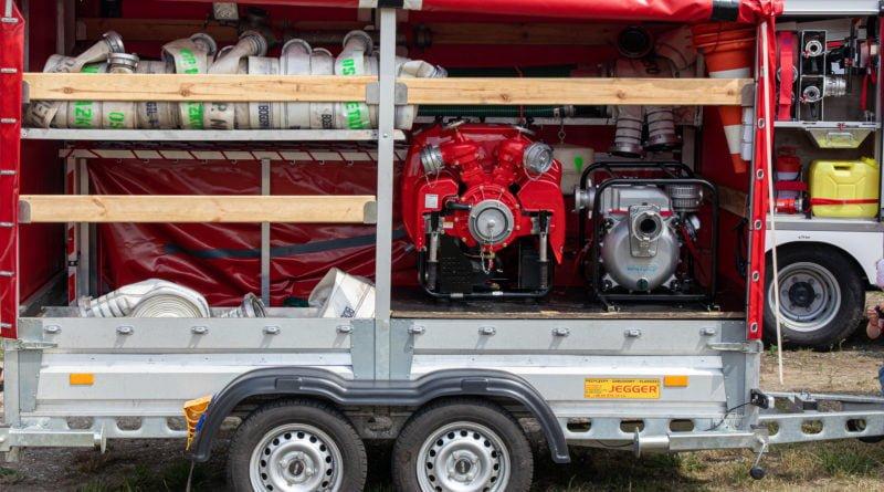 straz pozarna s. wachala 800x445 - Polska pomoc dla niemieckich powodzian