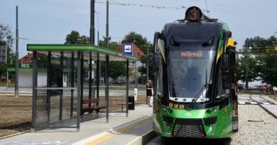 tramwaj wilczak fot. ump 390x205 - Poznań: Jak będą kursowały miejskie autobusy i tramwaje 29 i 30 grudnia?
