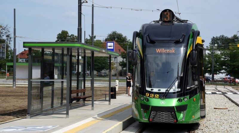 tramwaj wilczak fot. ump 800x445 - Poznań: Jak będą kursowały miejskie autobusy i tramwaje 29 i 30 grudnia?