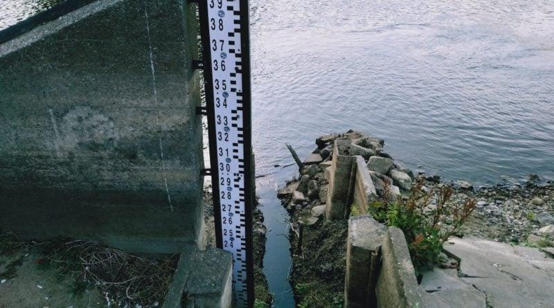 warta 2 800x445 - Poznań: Deszcz pada, a w rzekach nadal mało wody