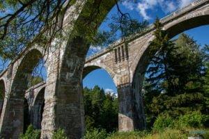 Mosty w Stańczykach Mazury Garbate Fot. Sławek Wąchała