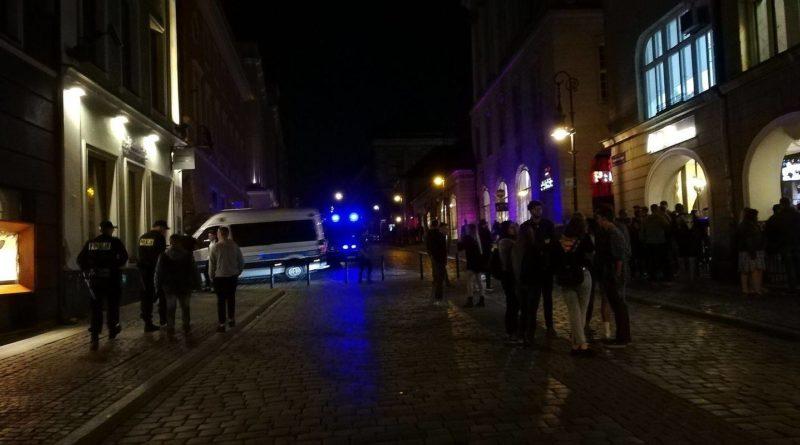 zero tolerancji fot. rosm 800x445 - Poznań: Zero tolerancji na Starym Rynku. Kolejna odsłona akcji