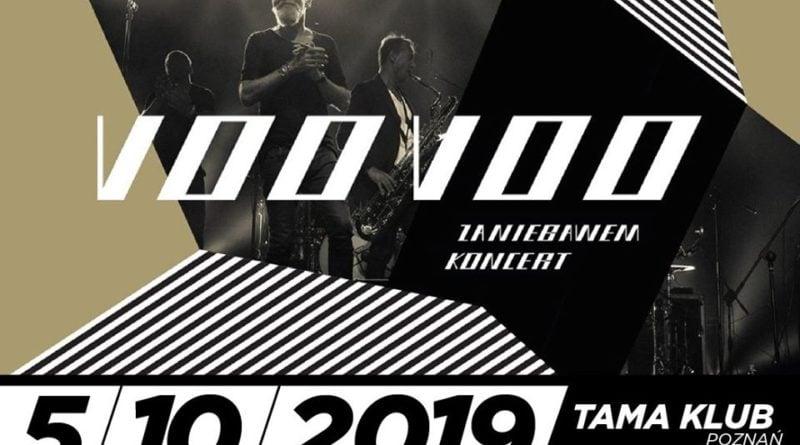 Voo Voo Za niebawem - już wkrótce koncert w Poznaniu