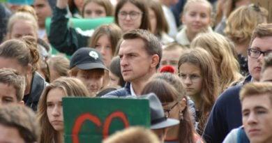 Adam Szłapka fot. Karolina Adamska