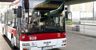 autobus linii 901 fot. ztm 390x205 - Poznań: Autobusy linii nr 901 będą kursować zmienioną trasą