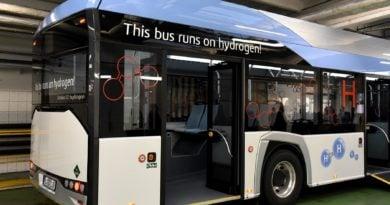 autobus wodorowy solarisa 3 fot. UMP