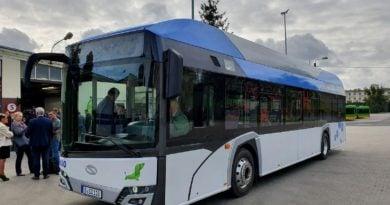 autobus wodorowy solarisa fot. UMP