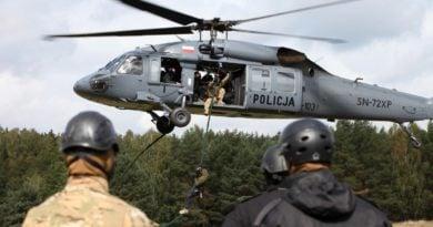 Black Hawk ćwiczenia policji fot. policja (12)