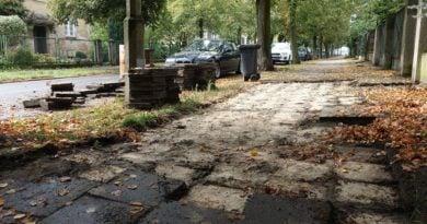 bluszczowa fot. zdm 390x205 - Poznań: Zaczyna się remont chodników na Bluszczowej