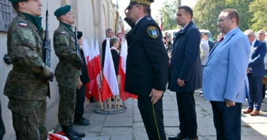 Dzień Hołdu i Pamięci Ofiar Reżimu Komunistycznego fot. UMP