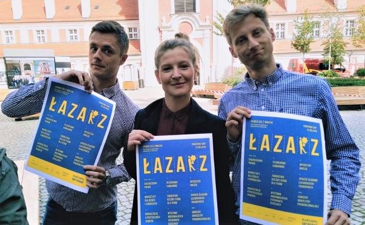 etzt lazarz 2 - Poznań: Europejski Tydzień Zrównoważonego Transportu już się zaczyna!