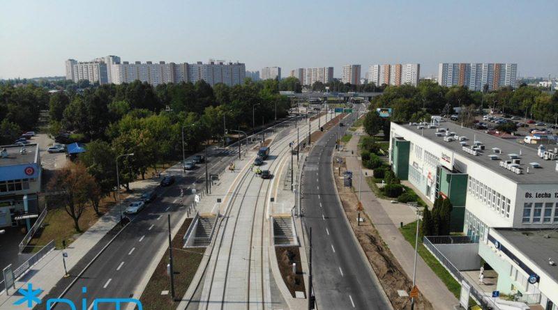 gorny taras rataj fot. pim 800x445 - Poznań:  2 września tramwaje wrócą na Górny Taras Rataj