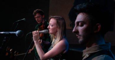 Iona Fyfe Trio - szkocki folk w Poznaniu