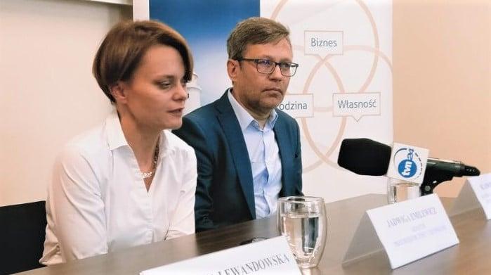 j. emilewicz 4 - Poznań: Jadwiga Emilewicz ministrem gospodarki?