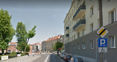Jarochowskiego Poznań fot. Google Street