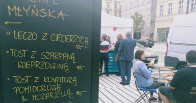 jedzielnia 7 390x205 - Poznań: Jedzielnia tym razem na Starym Rynku
